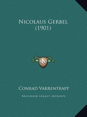 Nicolaus Gerbel (1901)