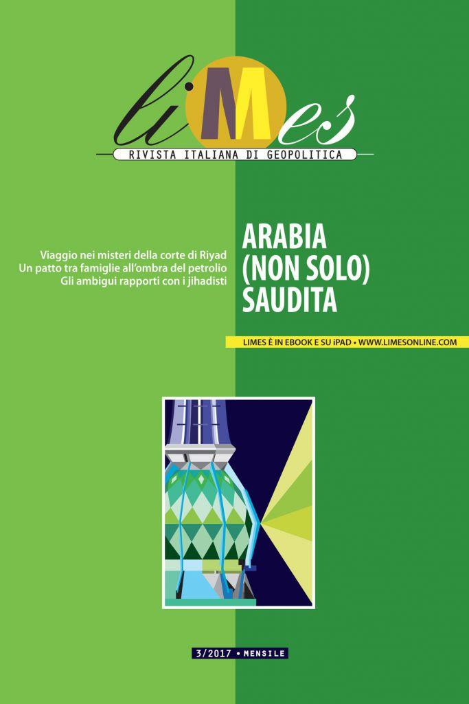 Limes: rivista italiana di geopolitica, 3/2017