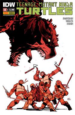 Teenage Mutant Ninja Turtles n. 12