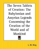The Seven Tablets Of Creation
