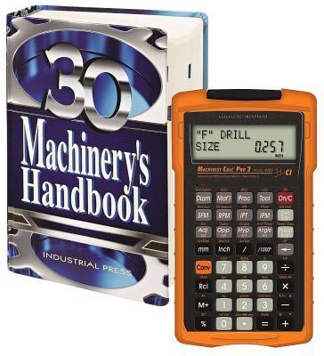 Machinery's Handbook...