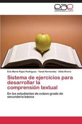 Sistema de ejercicios para desarrollar la comprensión textual