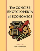 The concise encyclopedia of economics