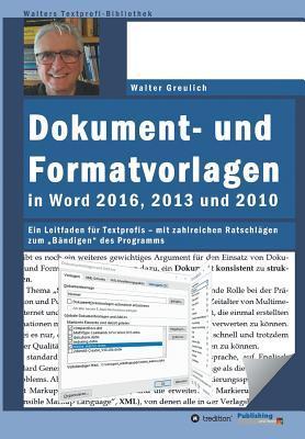 Dokument- und Formatvorlagen in Word 2016, 2013 und 2010