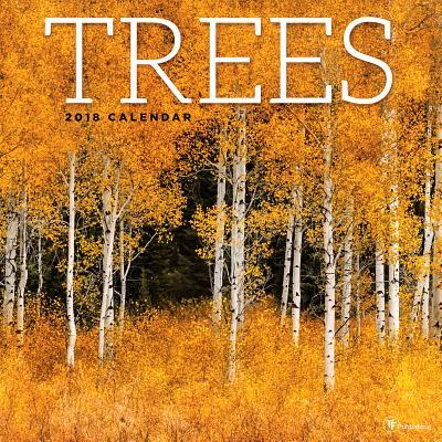 Trees 2018 Calendar
