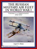 The Russian Military Air Fleet in World War I