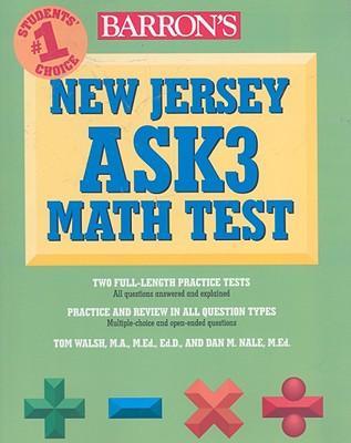 Barron's New Jersey ASK3 Math Test