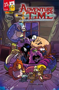 Adventure Time n. 15