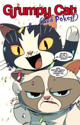 Grumpy Cat (and Poke...
