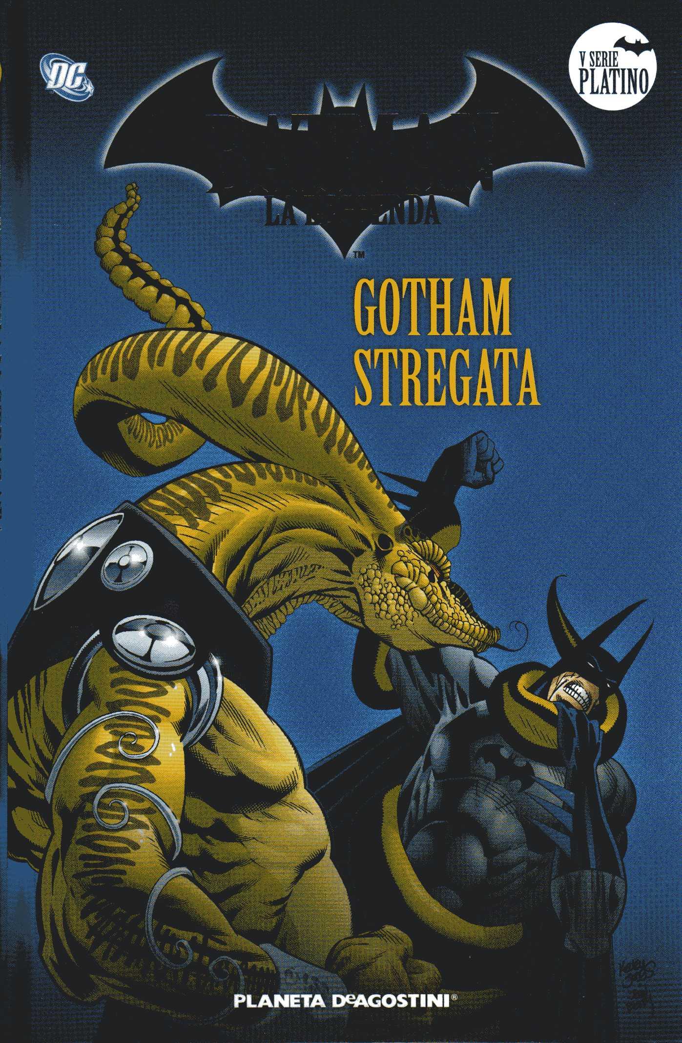 Batman la Leggenda n. 44