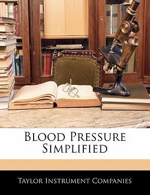 Blood Pressure Simplified