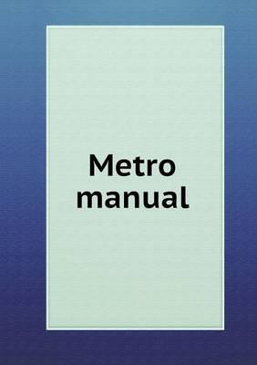 Metro Manual