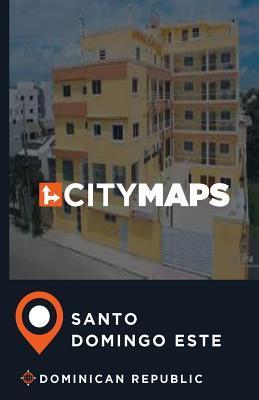 City Maps Santo Domingo Este Dominican Republic