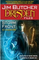 JIM BUTCHER'S THE DRESDEN FILES- STORM FRONT
