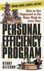 The Personal Efficiency Program