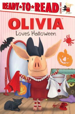 Olivia Loves Hallowe...