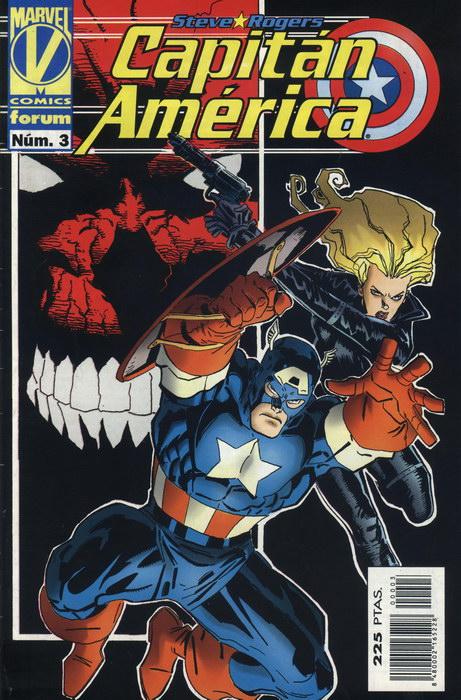 Capitán América Vol.3 #3 (de 11)