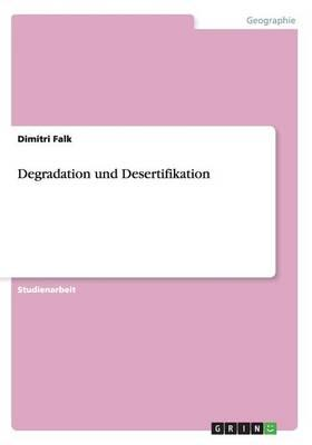 Degradation und Desertifikation