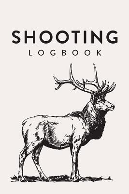 Shooting Logbook Elk Drawing
