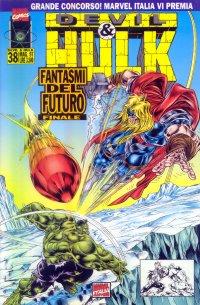 Devil & Hulk n. 038