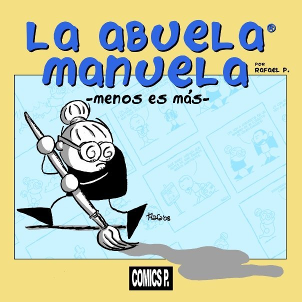 La abuela Manuela Vol.2