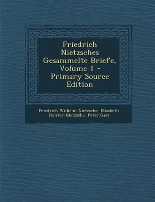 Friedrich Nietzsches...