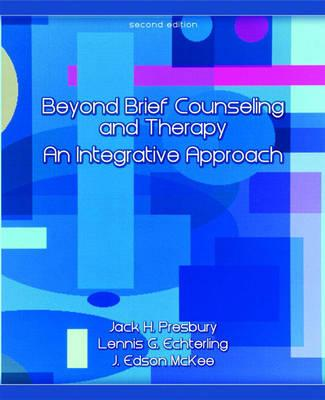 Beyond Brief Counseling and Therapy