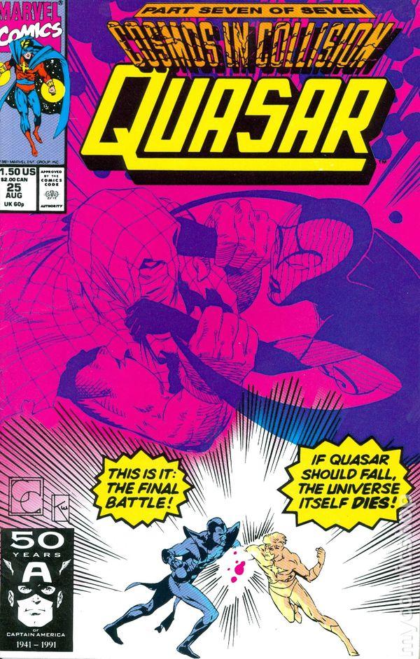 Quasar Vol.1 #25
