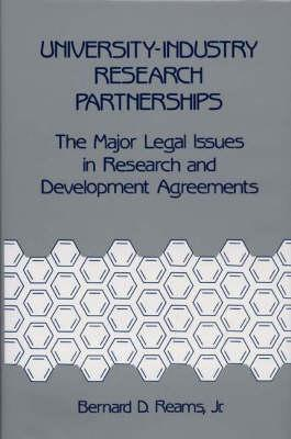 University-Industry Research Partnerships