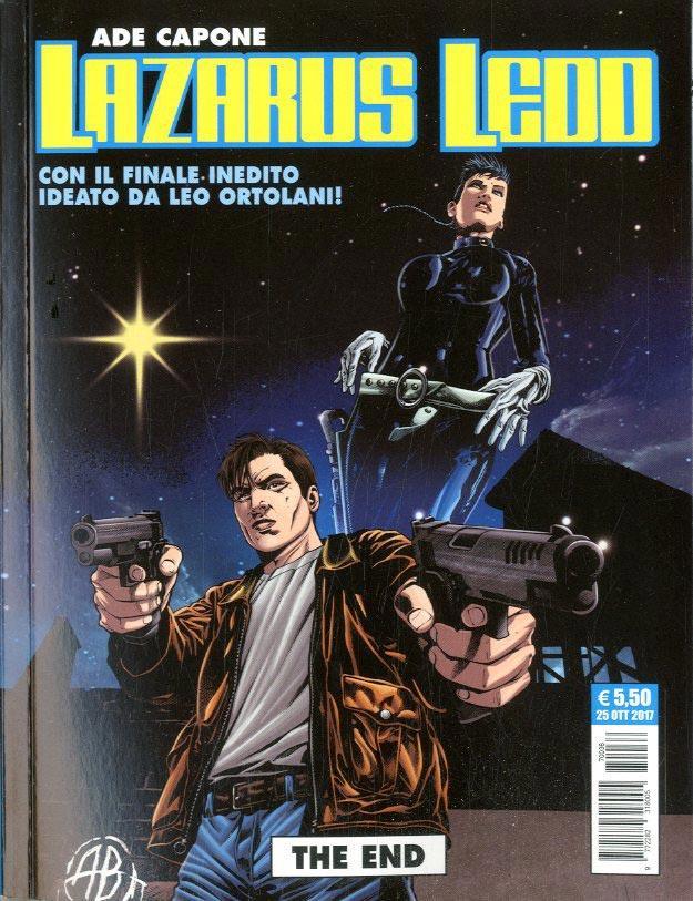 Lazarus Ledd - The E...