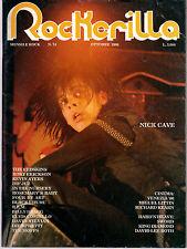 Rockerilla n.74 (ottobre 1986)