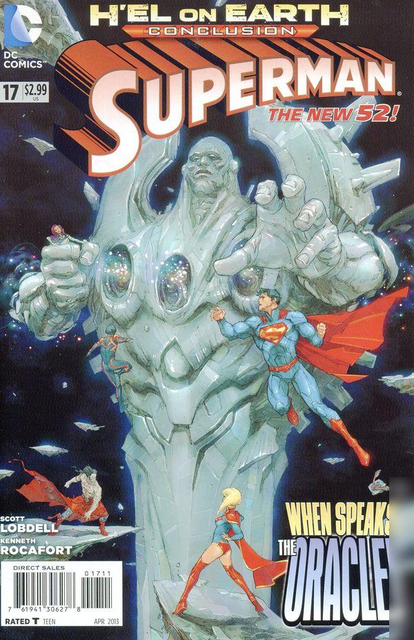 Superman Vol.3 #17
