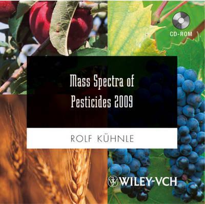 Mass Spectra of Pesticides 2009