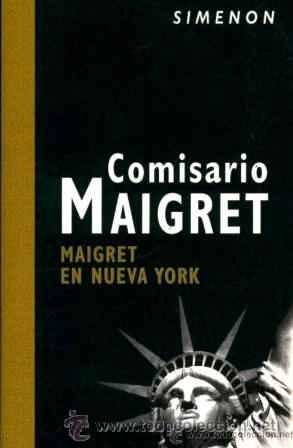 Maigret en Nueva Yor...