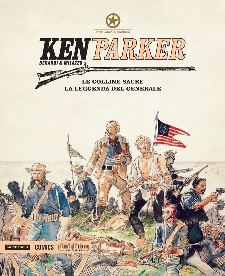 Ken Parker n. 16
