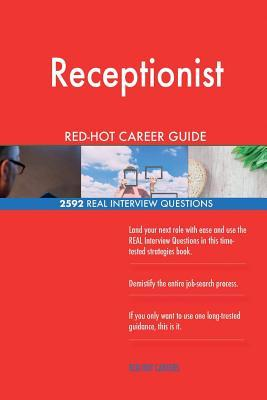 Receptionist RED-HOT...