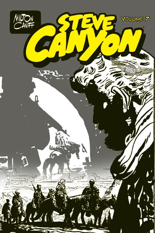 Steve Canyon - Volume 7 (1950)