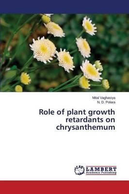 Role of plant growth retardants on chrysanthemum