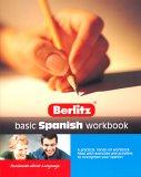Berlitz Basic Spanish Workbook