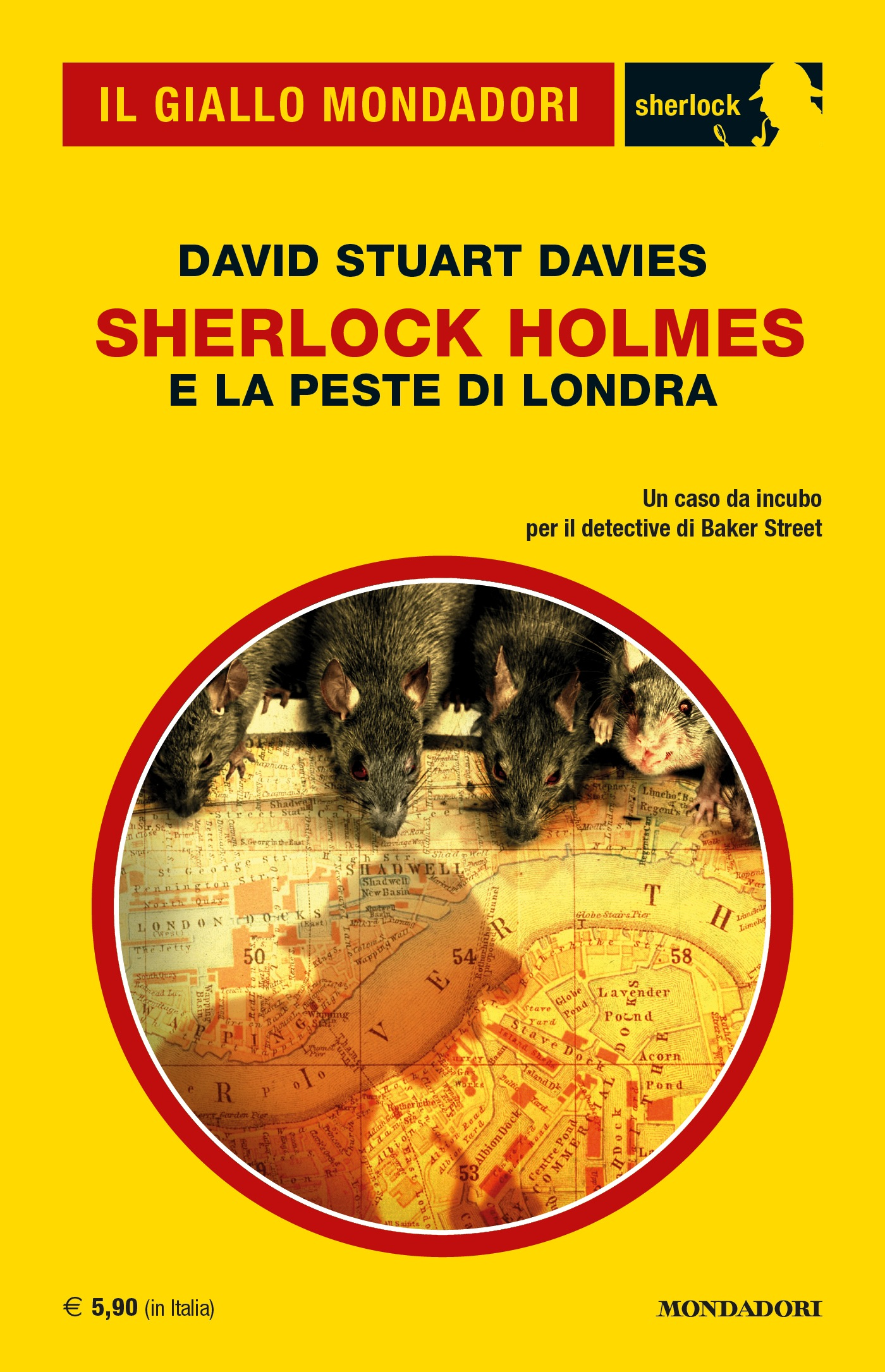 Sherlock Holmes e la peste di Londra