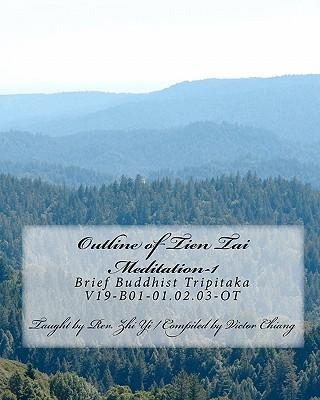 Outline of Tien Tai Meditation-1