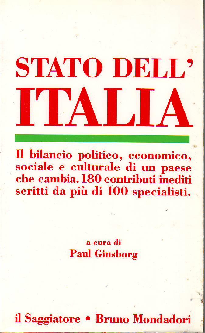 Stato dell'Italia 1994-95