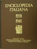 Enciclopedia italiana di scienze, lettere ed arti - 1938/1948
