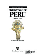 Civilisations of Peru before 1535
