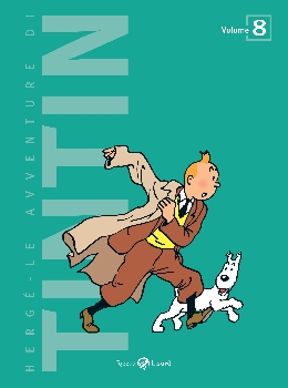 Le avventure di Tintin vol. 8