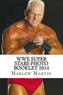 Wwe Super Stars Photo Booklet 2014