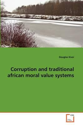 Corruption and traditional african moral value systems