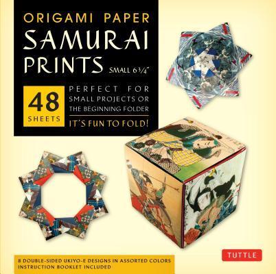 Origami Paper Samura...