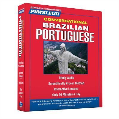 Pimsleur Conversational Brazilian Portuguese