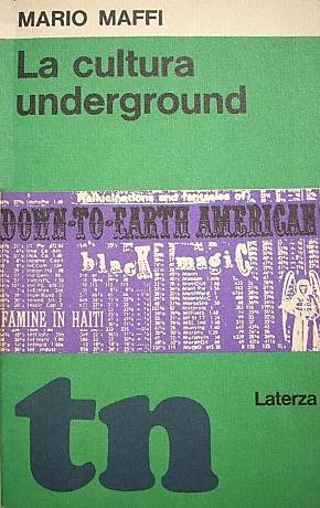 La cultura underground